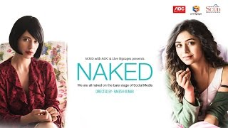 Download NAKED | HD | Ft Kalki Koechlin and Ritabhari |Nominated for Jio Filmfare 2018 | Short film Video