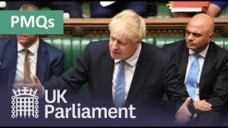 Download LIVE Prime Minister's Questions: 8 January 2020 Video
