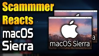 Download Scammer Reacts To macOS Sierra Update   Tech Support Scammer Trolling/Baiting Video