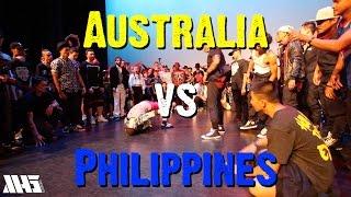 Download AUSTRALIA VS PHILIPPINES (Part 1) | WORLD SUPREMACY BATTLEGROUNDS 2015 Video