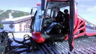 Download En tur med Storklintens pistmaskin Video