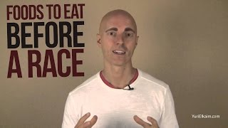 Download Foods to Eat Before a Race Video