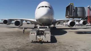 Download Pilotseye.tv - Lufthansa Airbus A380 - Departure from San Francisco [English Subtitles] Video