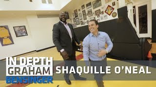 Download Exploring Shaq's 70,000 square-foot mansion Video