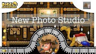 Download [~Egypt Main~] #32 New Photo Studio - Diggy's Adventure Video