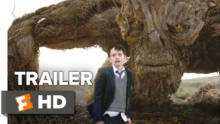 Download A Monster Calls Official Trailer 1 (2016) - Felicity Jones Movie Video