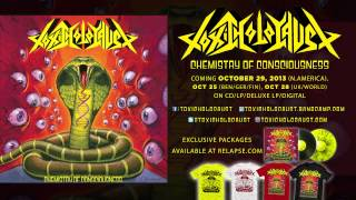 Download TOXIC HOLOCAUST - ″Rat Eater″ (Official Track) Video