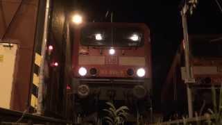 Download Nachts bei DB Regio Video
