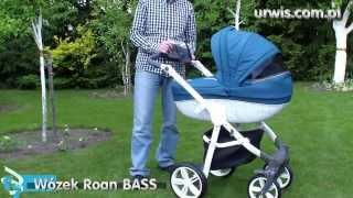 Download Wózek Roan BASS 2w1 lub 3w1 - prezentacja URWIS.PL Video