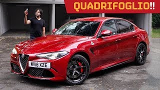 Download A Tale of Quadrifoglio: Alfa's Attack on the C63 and M3! Video