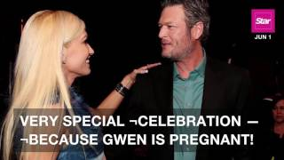 Download Gwen Stefani Is Pregnant At 47! But What Does Blake Think? Video