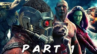 Download MARVEL'S GUARDIANS OF THE GALAXY Episode 1 Walkthrough Gameplay Part 1 - Star-Lord (Telltale) Video