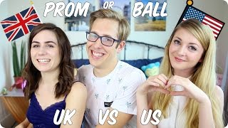 Download Prom or Ball? | British VS American | Evan Edinger & Dodie Clark & Noodlerella Video