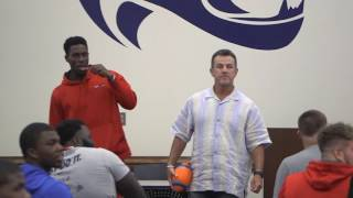 Download 2016 South Alabama Football: Surprise Scholarship Video