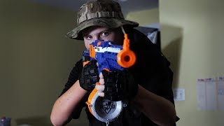 Download Nerf War: Halloween War Video