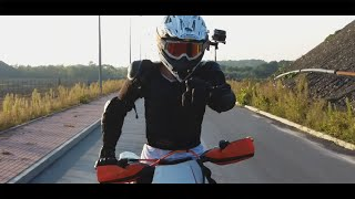 Download KTM Exc 125 Six Days Movie Video