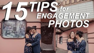 Download 15 Poses For Engagement Photos | How To Capture Candid Walking + Movement Poses Video