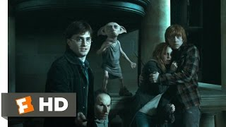 Download Harry Potter and the Deathly Hallows: Part 1 (4/5) Movie CLIP - Escape From Malfoy Manor (2010) HD Video