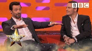 Download Hugh Jackman talks about running naked on set - The Graham Norton Show: Series 15 Episode 5 - BBC Video