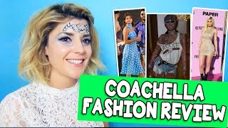 Download COACHELLA FASHION REVIEW // Grace Helbig Video