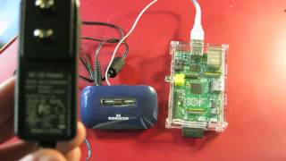 Download Best USB 2.0 HUB for the Raspberry Pi Video