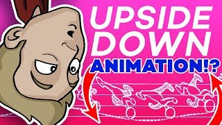 Download The UPSIDE-DOWN ANIMATION CHALLENGE!! Video