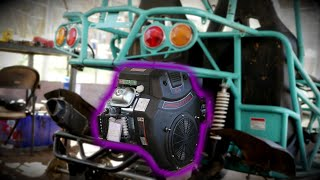 Download I Put a 22HP V-Twin on a CHINESE Dune Buggy Video