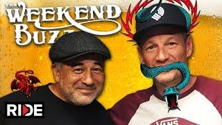 Download Steve Caballero & Mike McGill: New Tricks & Lance! Weekend Buzz Season 3, ep. 117 pt. 2 Video