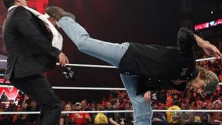 Download Raw: Shawn Michaels returns to Raw Video
