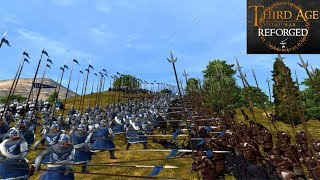 Download BATTLE ON THE ETTENMOORS - Third Age: Total War (Reforged) Video