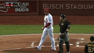 Download Hit batters, ejections set tone at Busch Stadium Video