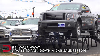Download 5 Easy Ways To Talk Down a Car Salesman on Everyman Driver Video