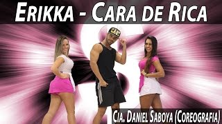 Download Erikka - Cara de Rica Cia. Daniel Saboya (Coreogra Video