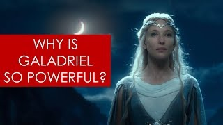 Download Why is Galadriel so powerful? [ Lord of the Rings l The Hobbit l Tolkien ] Video