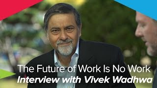 Download The Future of Work Is No Work - Marc Coleman & Vivek Wadhwa Video