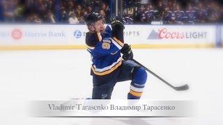 Download #91 Vladimir Tarasenko Владимир Тарасенко - Shining Star (St Louis Blues) Video