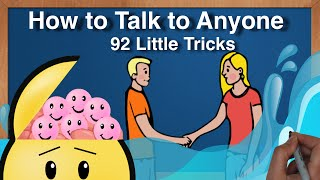 Download How to Talk to Anyone: 92 Little Tricks by Leil Lowndes Video