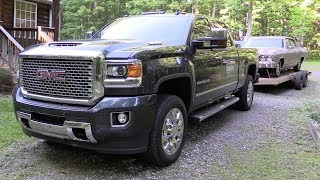 Download 2017 GMC Sierra 2500 Denali (4X4 Duramax): Start Up, Road Test & In Depth Review Video