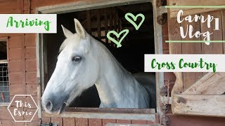 Download PONY CAMP VLOG | Arriving to our new home for the week and Cross Country | Day 1+2 | This Esme Video