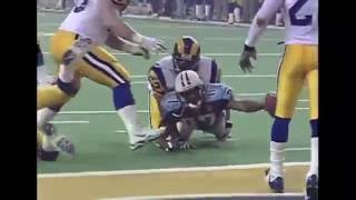 Download The Tackle (Rams vs Titans 1999 Super Bowl XXXIV) Video