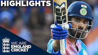 Download Rahul Super Century As India Show Their Class | England v India 1st Vitality IT20 2018 - Highlights Video