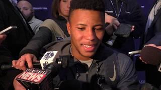 Download Penn State's Saquon Barkley felt disrespected by Pitt fans Video