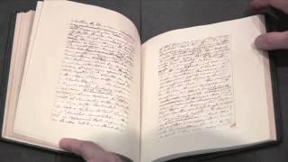 Download Jane Austen's manuscripts Video