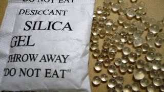 Download 10 Surprising Uses Of Silica Gel You Didn't Know Video