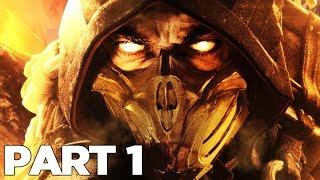 Download MORTAL KOMBAT 11 STORY MODE Walkthrough Gameplay Part 1 - INTRO (MK11) Video
