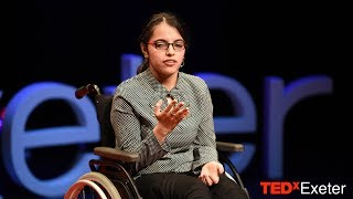 Download I Am Not a Number: A Refugee's Tale | Nujeen Mustafa | TEDxExeter Video