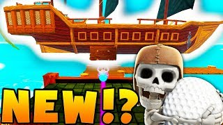 Download BRAND NEW MAP PIRATES OF THE CARIBBEAN - GOLF WITH FRIENDS Video