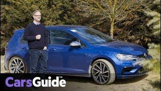 Download Volkswagen Golf R 2017 review: first Australian drive video Video