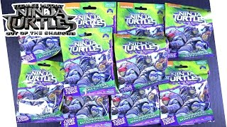Download Teenage Mutant Ninja Turtles: Out of the Shadows - Surprise Mini-Figures (10 Blind Bags) - 4K Video