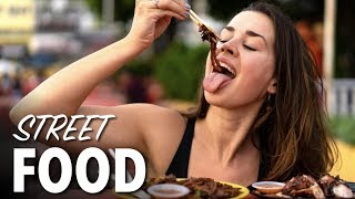 Download FIRST TIME TRYING MALAYSIAN FOOD! - Top 3 Malaysian Food Reaction Video